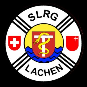 SLRG Lachen Logo - Leben Retten ist lernbar